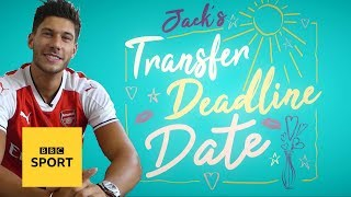 TDD: Sergio Ramos to Arsenal? Love Island's Jack Fowler takes our Transfer Deadline Date- BBC Sport