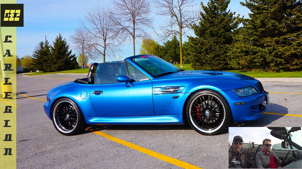 2000 bmw z3m roadster tastefully modified for track and. Black Bedroom Furniture Sets. Home Design Ideas