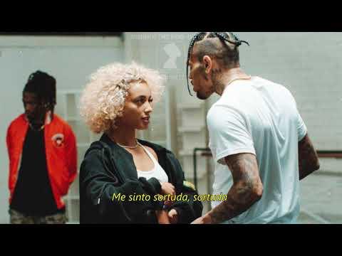 DaniLeigh Ft. Chris Brown – Easy (Remix) [LEGENDA/TRADUÇÃO]