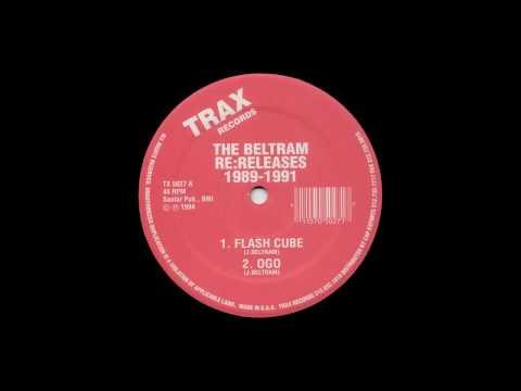 JOEY BELTRAM - Flash Cube (TRAX RECORDS)