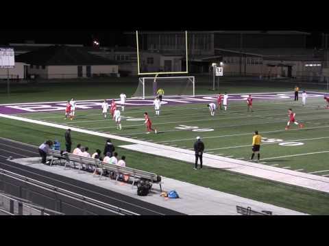 Splendora Boys Soccer vs Dayton 1/27/17
