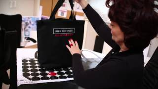 LULU GUINNESS & SAINSBURYS COLLABORATE FOR RED NOSE DAY