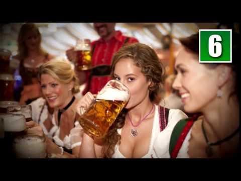 Amerikanisches Bier vs Deutsches Bier