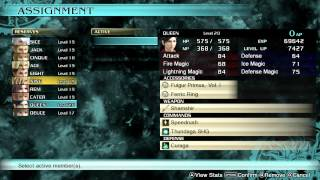 Final Fantasy Type-0 HD: Giant Bomb Quick Look