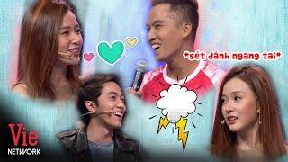 Midu tích cực rải thính Youtuber Đỗ Kim Phúc, Cris Phan liền tiết lộ BÍ MẬT động trời | Ai Là Số 1