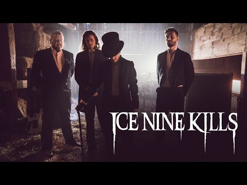 Ice Nine Kills - The Nature of the Beast (Official Music Video)