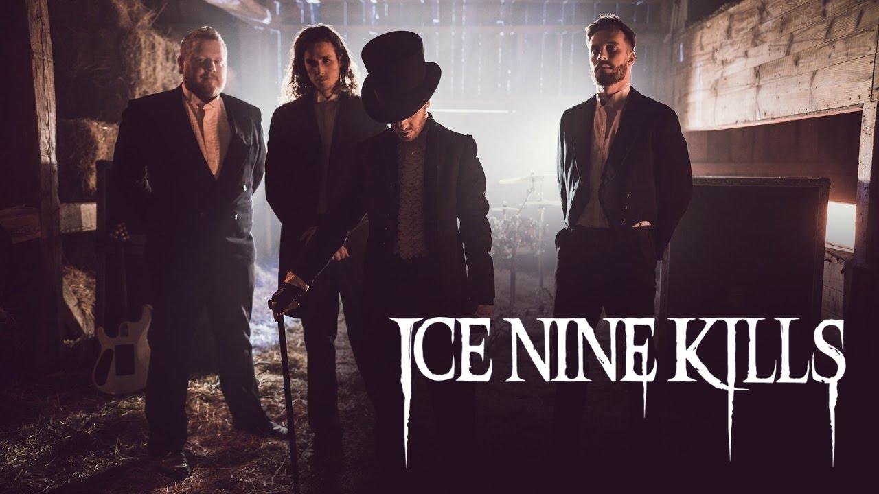 Klip: Ice Nine Kills – Thank God It's Friday