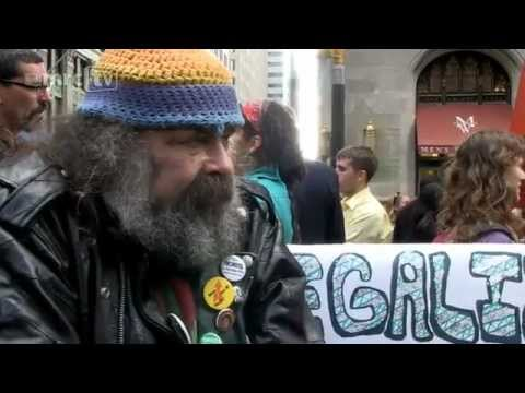 The Best of the Occupy Wall Street Crazies
