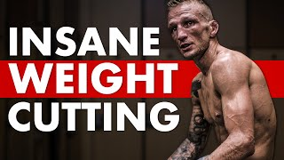 10 Fighters With The Most Insane Walk Around Weights