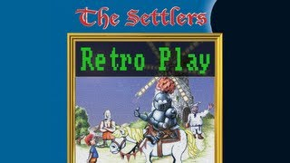 Retro Play: Die Siedler (DOS, 1994) - [ Deutsch ]