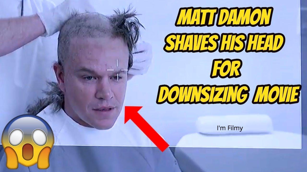 Download Downsizing Bloopers and Behind the Scenes - Matt Damon & Kristen Wiig - 2017