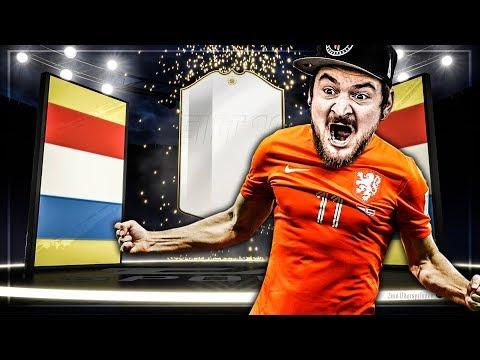 GARANTIERTE ICON SBC PACKS 🔥  FIFA 19 Pack Opening thumbnail