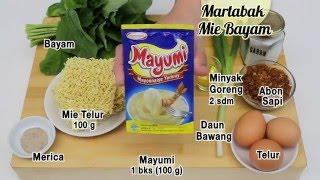 Dapur Umami - Martabak Mie Bayam