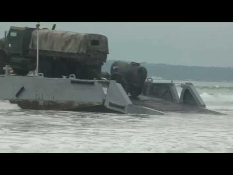 Improved Navy Lighterage System - US Navy