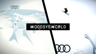 Audi Nines CHECK OUT THIS SETUP | Woodsy