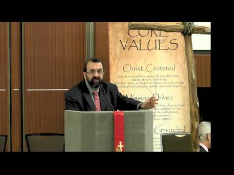 Robert Spencer: The speech the U.S. Catholic Bishops don't want you to see (IMPROVED AUDIO)