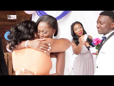 CONGOLESE WEDDING IN DALLAS: FIRRE KANKONDE & PRISCA BODUKA