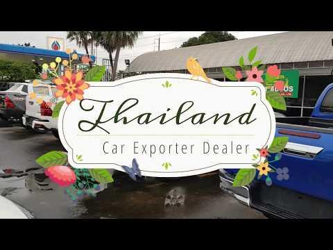 Thailand Car Exporter Dealer Toyota Revo Vigo For Sale Thailand