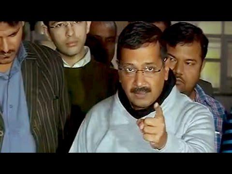 Rajender Kumar is an excuse, I am the target: Kejriwal on CBI raids