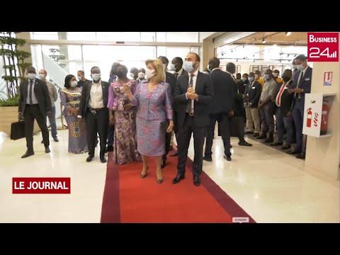 BUSINESS CENTER: Dominique Ouattara inaugure l'Ivoire Trade Center d'Abidjan