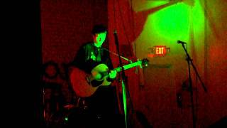 "The Ghost of Mirach (Eliot Peters) - ""Thank You"" - Squarehead Venue Jan 2012"