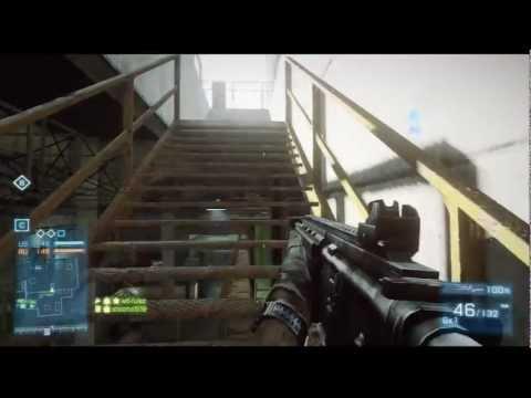 Battlefield 3 Scrapmetal Walkthrough Close Quarters DLC |