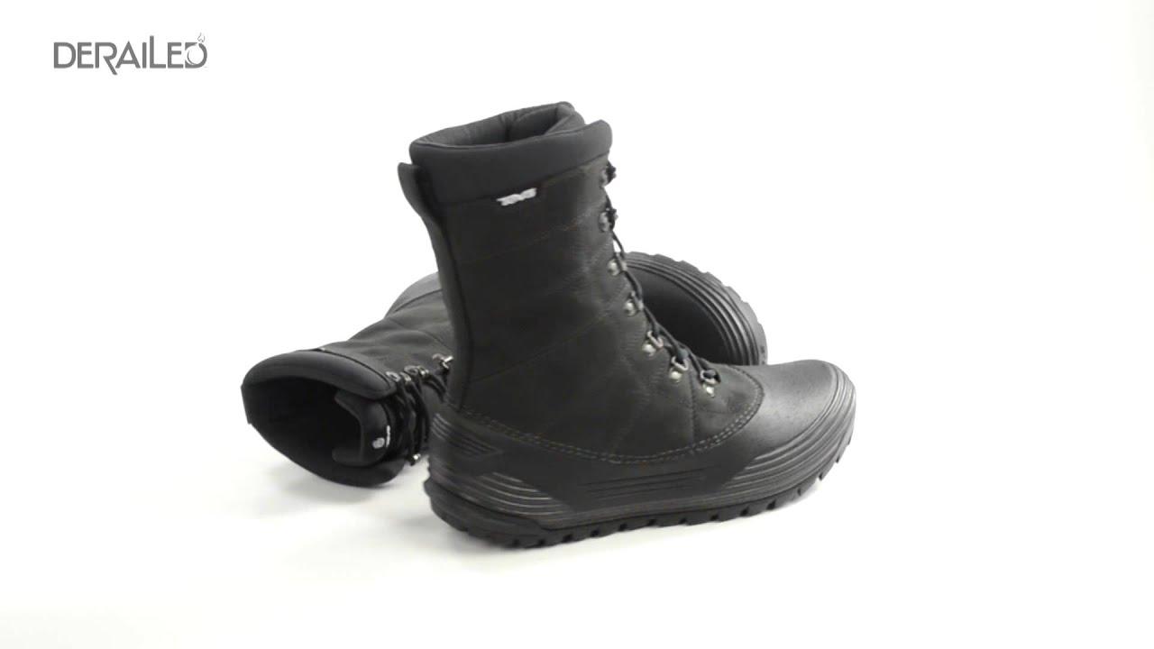 Teva Bormio Winter Boots - Waterproof, Insulated (For Men) - YouTube