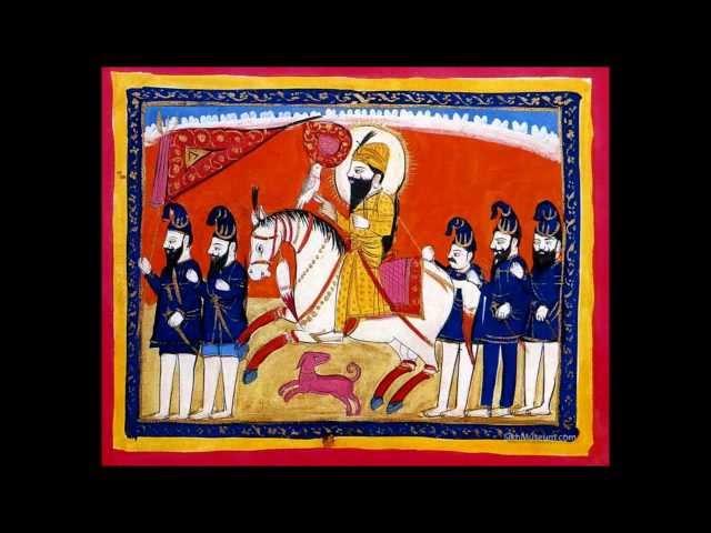 Haqq Ra Ganjoor by Bhai Nand Lal - Bhai Balbir Singh