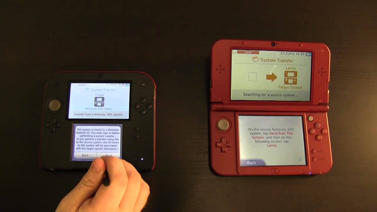 Nintendo 3ds Xl Sd Karte.How To Transfer Your Content To Your New Nintendo 3ds Using A Microsd Card