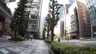Ginza & Tokyo Central station