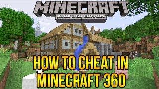 Minecraft Xbox 360: How To Cheat in Minecraft