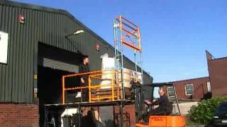 DRB Safety Barriers Model 30 - Video 2