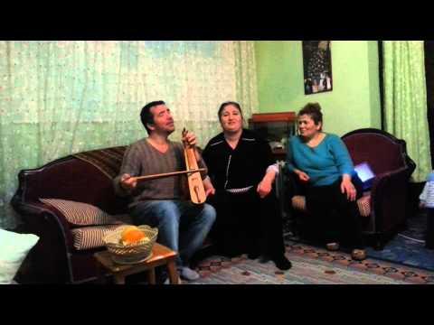 Karadeniz kadının dan  organik türküler