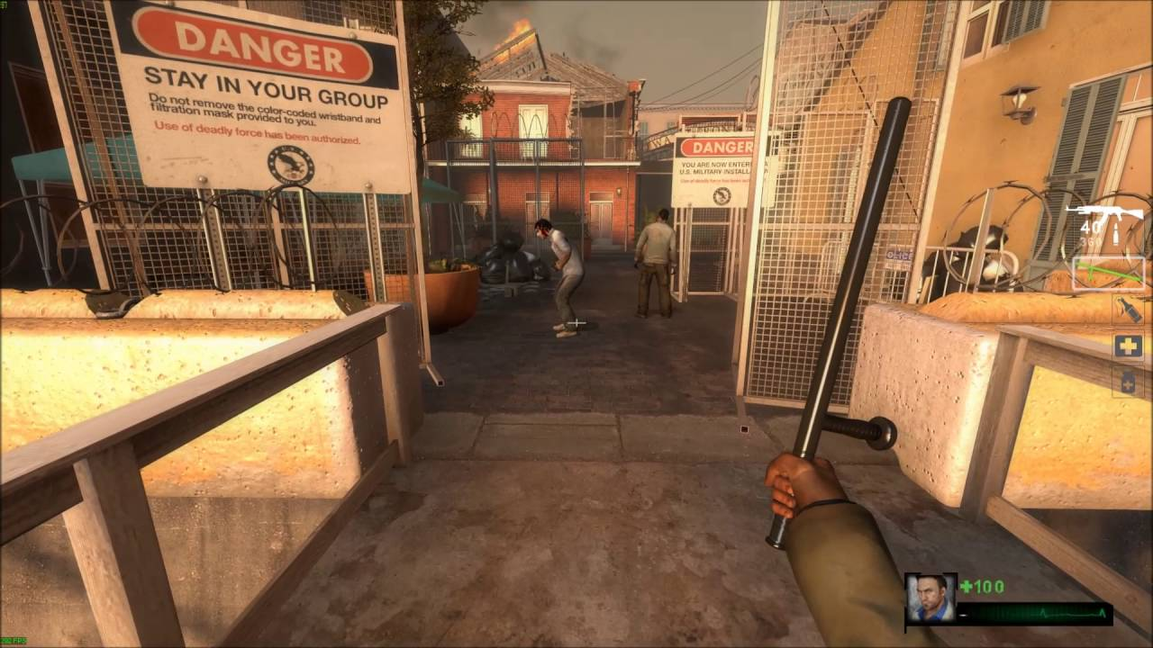 Left 4 Dead 2: Melee weapons reanimated [NOT ALL]