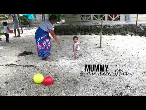 OUR FAMILY TRIP TO SAMOA | JAN 2018