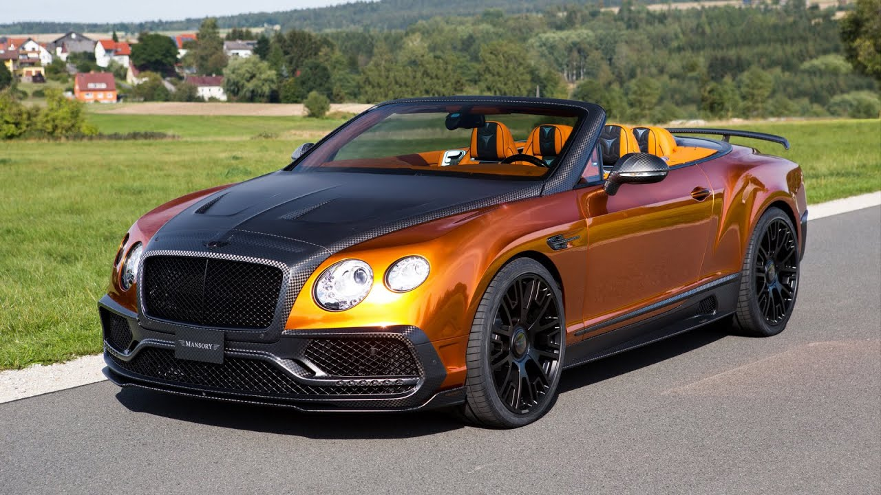 2017 Bentley Continental Gt Review Rendered Price Specs