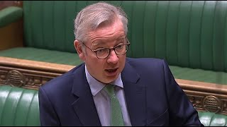 video: UK 'firmness' with Brussels over Brexit is paying off, claims Michael Gove