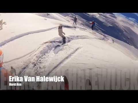 Val Thorens 2014 Off Piste Lac Du Lou & Mont Vallon