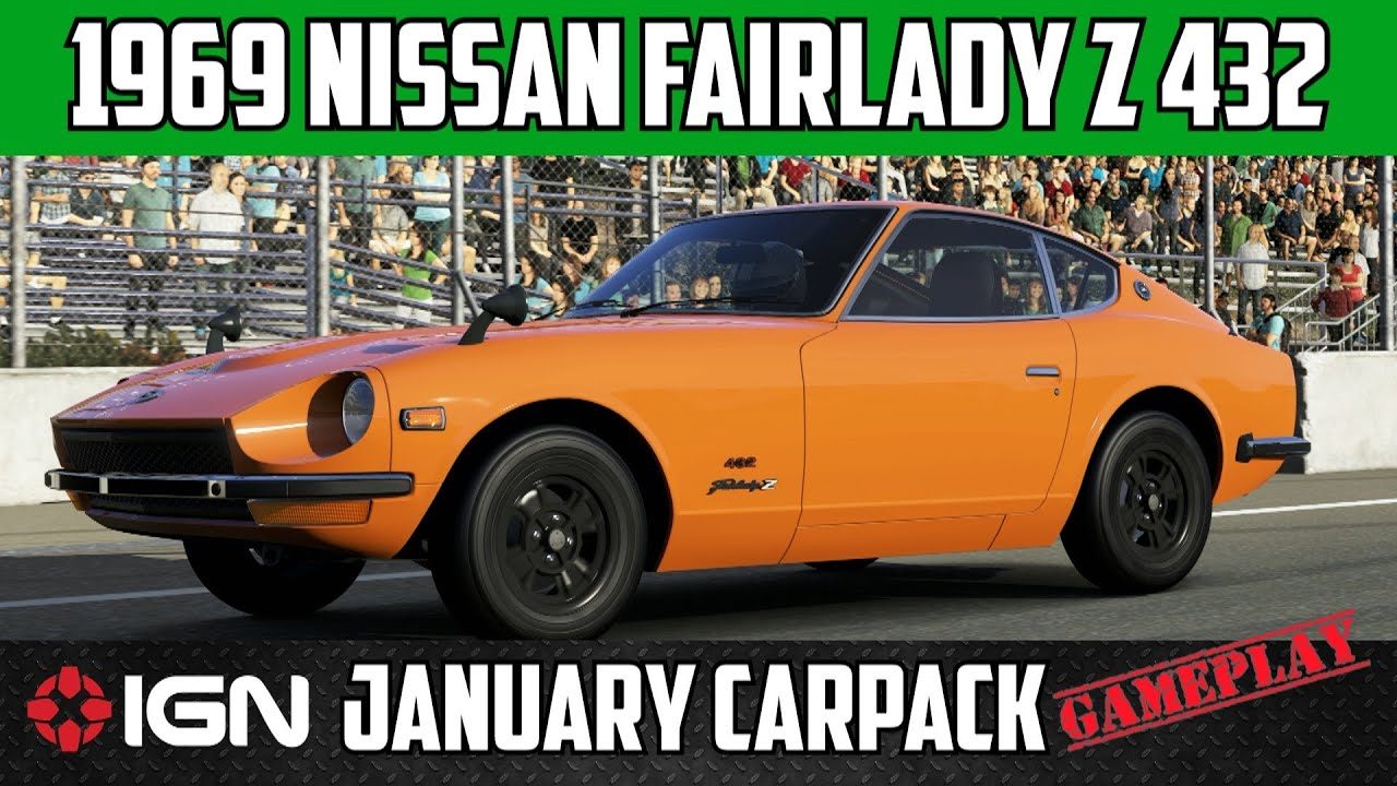Forza 5   1969 Nissan Fairlady Z 432 Gameplay (IGN Car Pack)