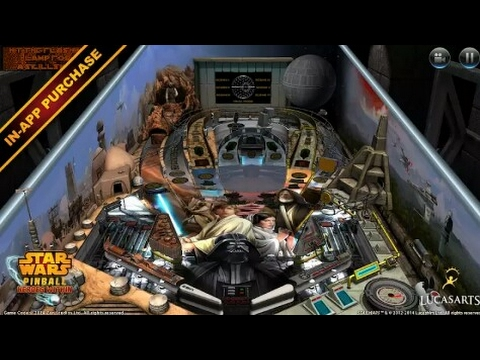 Star wars pinball 5 in free