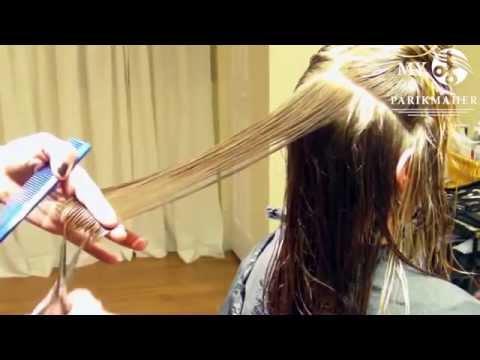 Узнайте, как самой подстричься под каре, каскад или