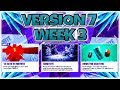 Weekly Loot Reset ~ V7 W3 [Secret Collection Book Update] - FORTNITE StW | PvE