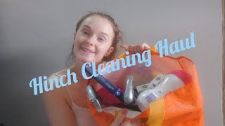 HINCH HAUL!!! | CLEANING PRODUCTS