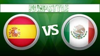 MEXICO vs ESPAÑA - Jumpstyle