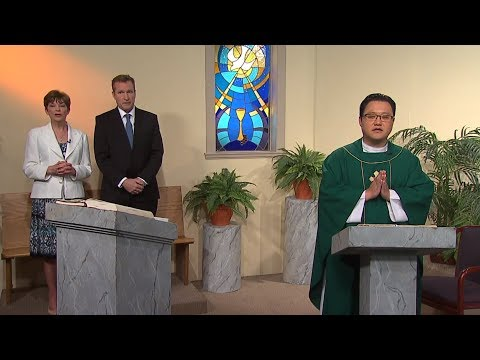 The Sunday Mass - 10th Sunday in Ordinary Time (June 10, 2018)
