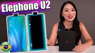 ELEPHONE U2 4G Phablet 6 26 inch Global Version PT-BR