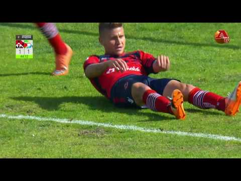 Campeonato de Portugal Prio: UD Oliveirense 2-1 Merelinense