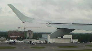 Air Canada Embraer E190 [C-FHKE] Takeoff in Ottawa