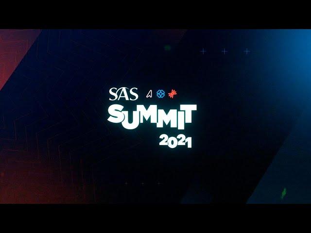 SAS Summit 2021 - Day 1/4 - English