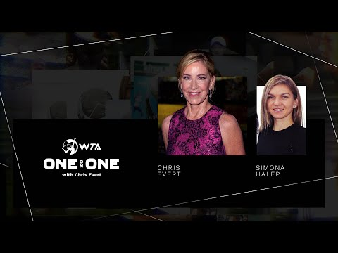 One-on-One with Chris Evert | Episode 2: Simona Halep